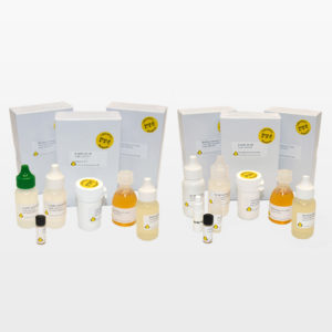 Kits with Ultra Small Immuno Gold Reagents